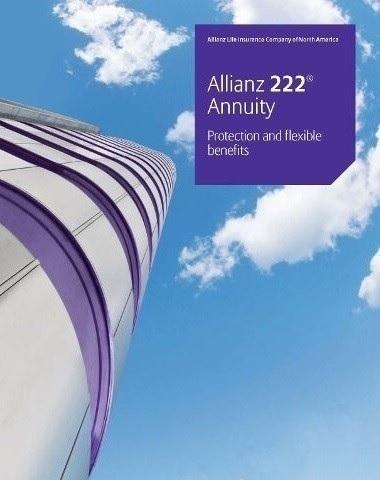 Allianz 222 Annuity product.
